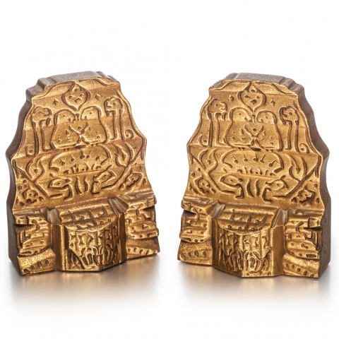 Coptic Bookends