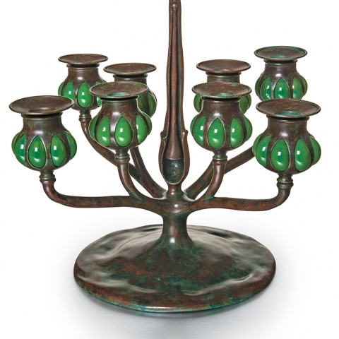 8-Light Candelabrum
