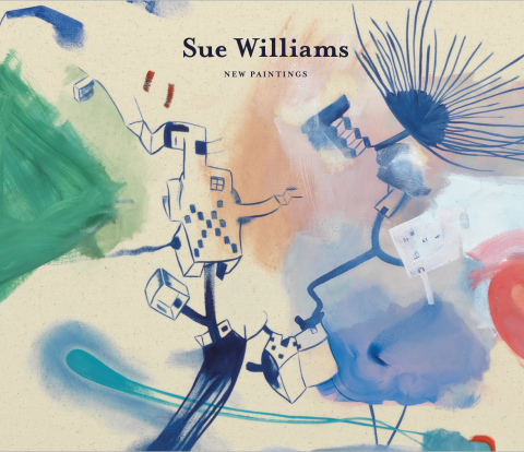 Sue Williams Skarstedt Publication Book Cover