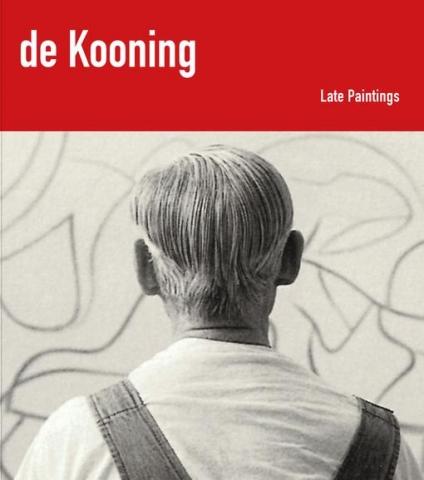 de Kooning Skarstedt Publication Book Cover