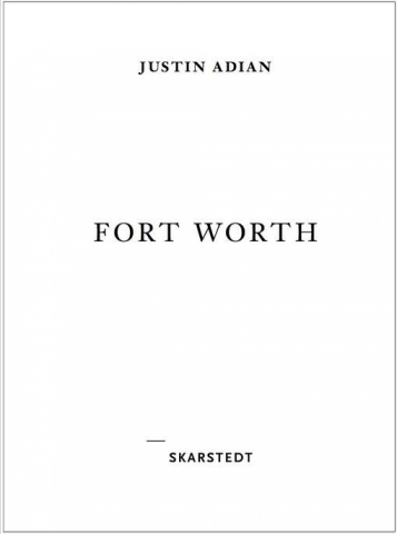 Justin Adian Skarstedt Publication Book Cover