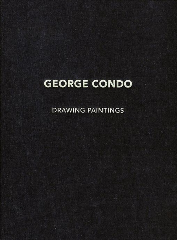 George Condo Drawing Paintings Skarstedt Publication Book Cover