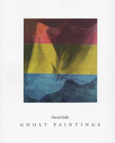 David Salle Ghost Paintings Skarstedt Publication Book Cover