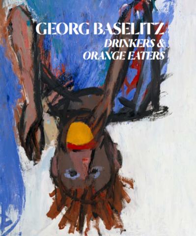 Baselitz Skarstedt Publication Book Cover