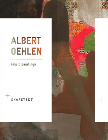 Albert Oehlen Skarstedt Publication Book Cover