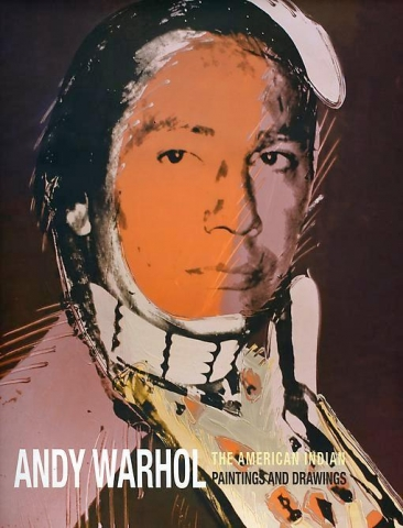 Andy Warhol Skarstedt Publication Book Cover