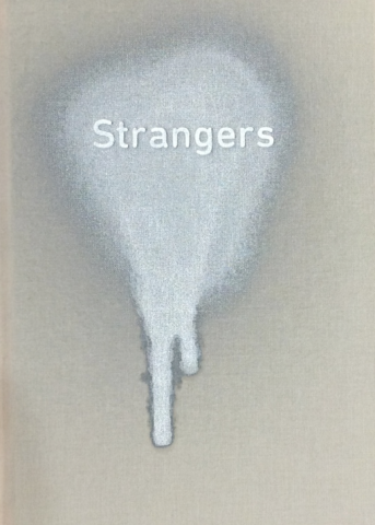Justin Adian Strangers Skarstedt Publication Book Cover