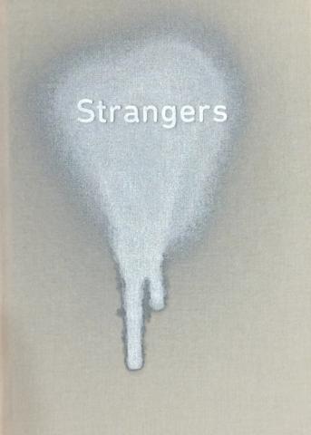 Justin Adian Strangers Skarstedt Publication Book Cover