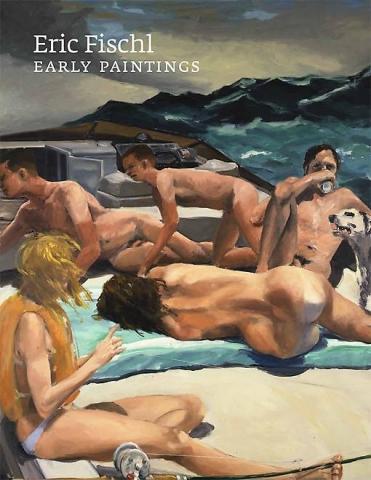 Eric Fischl Skarstedt Publication Book Cover