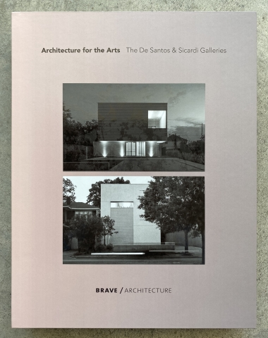 Architecture for the Arts | The De Santos & Sicardi Galleries