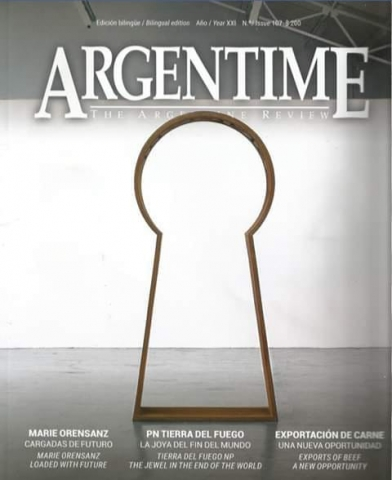 Marie Orensanz in ARGENTIME: The Argentine Review
