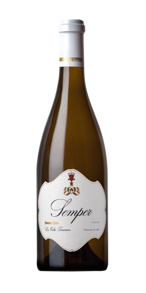 Semper Chardonnay Bottle Shot