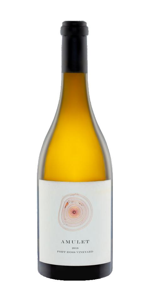 Amulet Chardonnay Bottle Shot