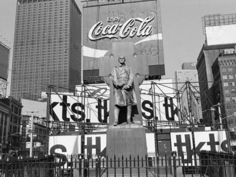 Friedlander photo of New York City