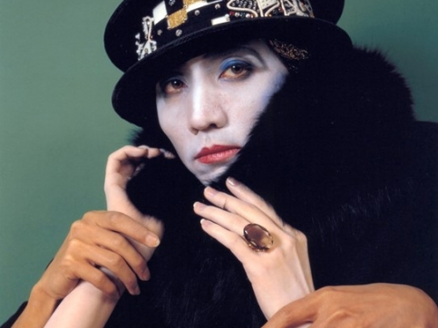 Morimura as Duchamp