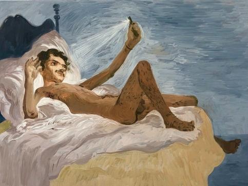 Toor painting Bedroom Boy