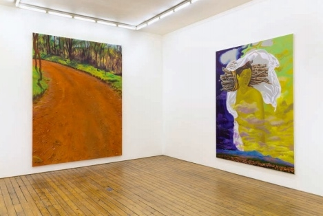 Katz paintings