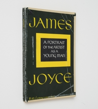James Joyce book cover