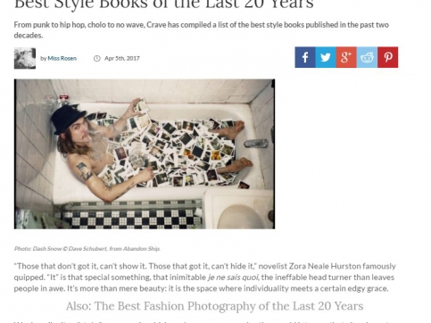 Janette Beckman - Best Style Books of the Last 20 Years - Crave