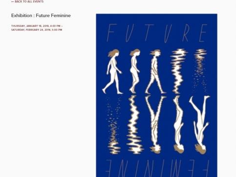 Future Feminine - Musée Magazine