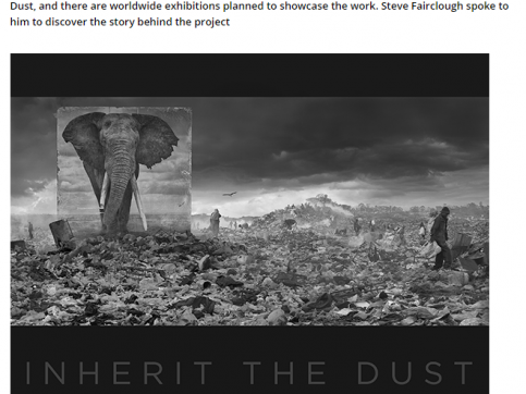 Inherit the Dust: Nick Brandt interview - Amateur Photographer