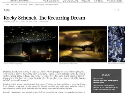 Rocky Schenck: The Recurring Dream - L'Oeil De La Photographie