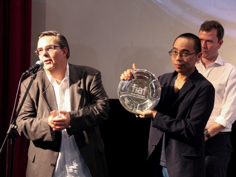 Apichatpong Weerasethakul participates in Thai Film Archive in Thailand with her talk/events 2018 fiaf award