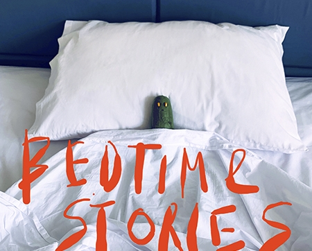 audio: bedtime stories - jimmie durham, minerva cuevas, Abraham cruzvillegas,  adrián villar rojas and damián ortega