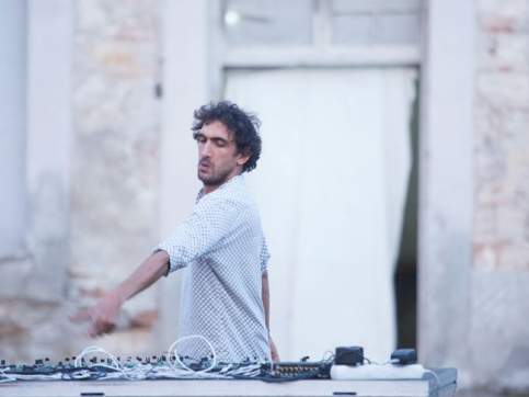 press: tarek atoui's sonic environments