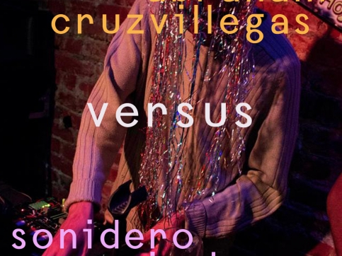 playlist: abraham cruzvillegas vs. sonidero marginal: one on one music battle