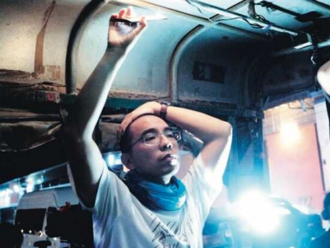 press:  An Interview with Filmmaker Apichatpong Weerasethakul
