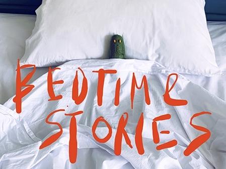 audio: bedtime stories - jimmie durham, minerva cuevas, abrahram Cruzvillegas, Adrián Villar Rojas y Damián Ortega