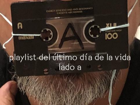 playlist: abraham cruzvillegas - último día de la vida lado a