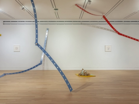 Mariana Castillo Deball participates in Reva and David Logan Center for the Arts, University of Chicago in Chicago with her exhibition Petlacoatl