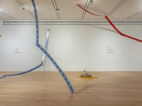 Mariana Castillo Deball participates in Reva and David Logan Center for the Arts, University of Chicago in Chicago with her exhibition Petlacoatl