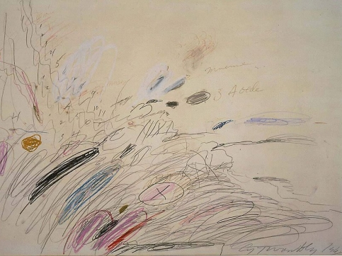 Cy Twombly: