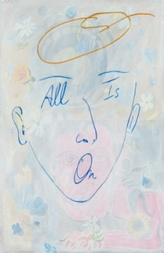 """Interview with Allison Katz"" by Frances Loeffler"