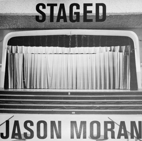 Jason Moran, STAGED LP, 2015