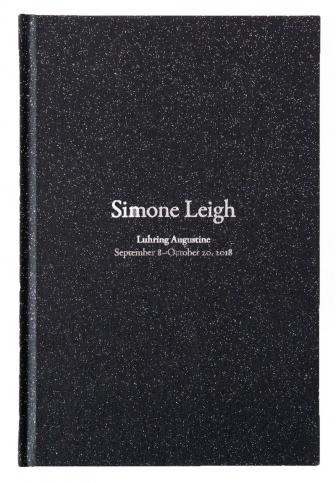 Simone Leigh, Luhring Augustine book, 2019