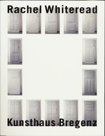 Rachel Whiteread, Walls, Doors, Floors and Stairs book, 2005