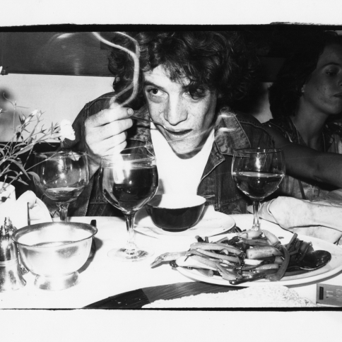 A hedonistic portrait of Andy Warhol's New York party scene