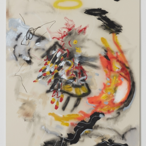 At Vito Schnabel Gallery, Robert Nava Explores Angels In Paint