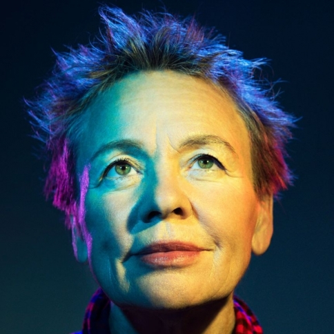 """Monumental - Laurie Anderson's """"Habeas Corpus,"""" at the Park Avenue Armory"""