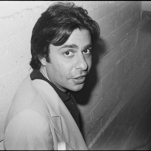 Bob Colacello, Self Portrait, c. 1976