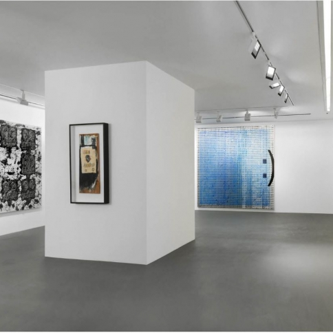 A-Listers Descend on Vito Schnabel Gallery for Show  Curated by Bob Colacello