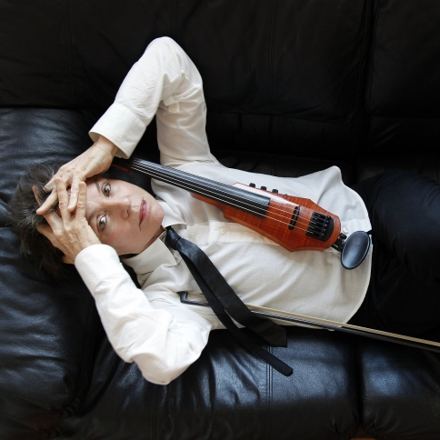 LAURIE ANDERSON RETURNS TO SANTA BARBARA