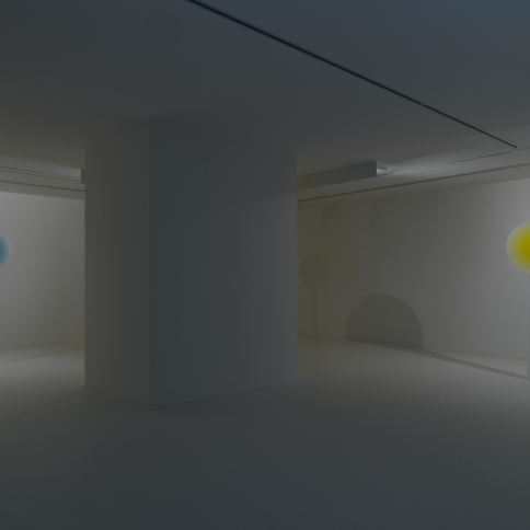 Helen Pashgian, New Lenses and Spheres