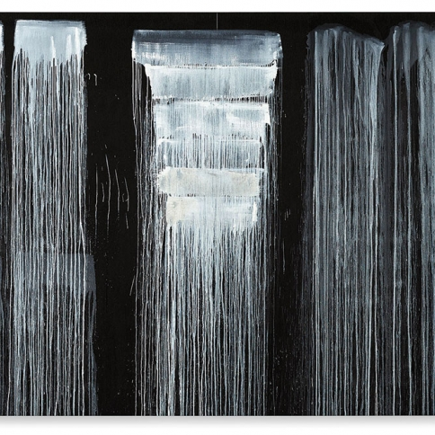 5 Key Works from Pat Steir's Remarkable Career