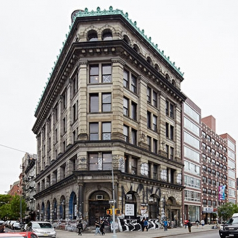 Peek Inside One of New York's Most Mysterious Buildings