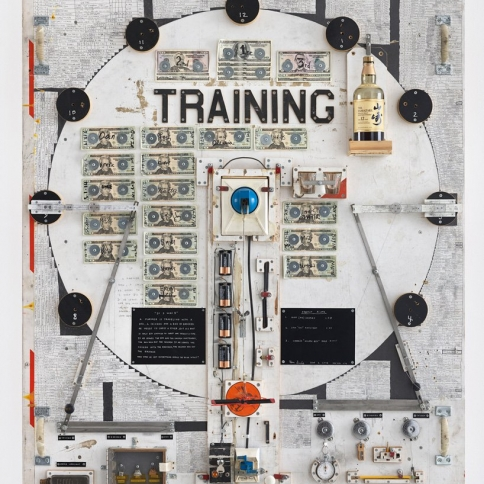 tom sachs packs his long-standing fascination with switzerland in st. moritz exhibition